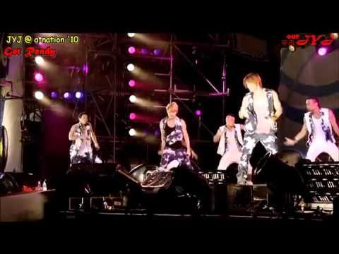 JYJ ~ Get Ready ~ a-nation10