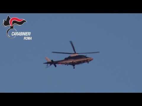Il video dell'operazione Babylonia