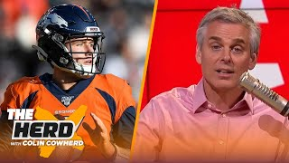 Herd Hierarchy: Colin Cowherd ranks the top 10 QBs in the AFC | NFL | THE HERD