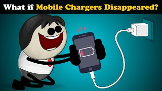 What if Mobile Chargers Disappeared? + more videos | #aumsum #kids #science #education #children