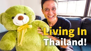 Living in Thailand - MY BANGKOK HOUSE TOUR | $601.69 Per Month in BKK + Cost of Living!