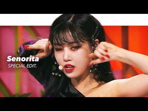 (G)I-DLE (여자)아이들 - Senorita Stage Mix(교차편집) Special Edit.