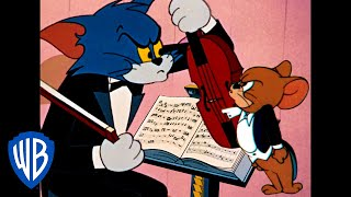 Tom & Jerry | Face the Music! | Classic Cartoon Compilation | WB Kids