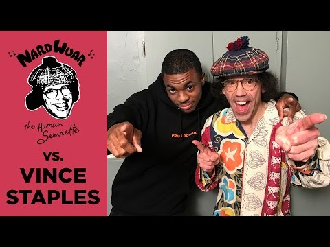 Nardwuar vs. Vince Staples