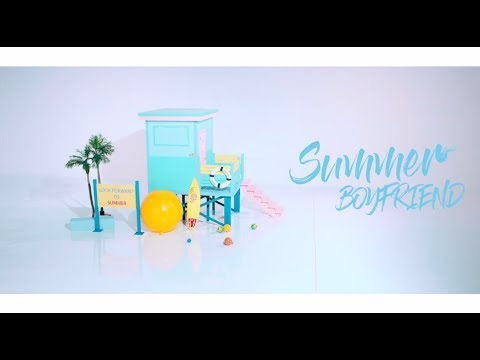 BOYFRIEND Mini Album 『Summer』MV
