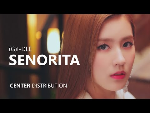 (G)I-DLE (여자)아이들 - SENORITA | Center Distribution