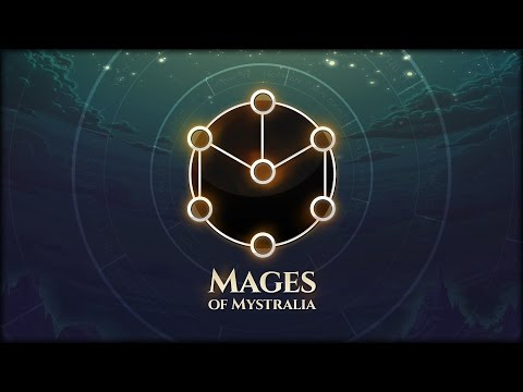 Mages of Mystralia Trailer