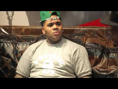Kevin Gates Interview With DTLR Radio x Mixx Up Show Host Teej Smooth Dude