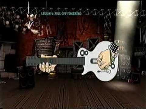 Guitar Hero 3 Tutorial: Advanced Lesson