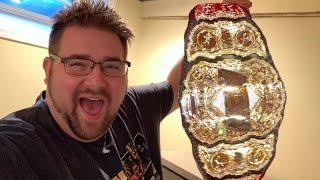 I STOLE THE AEW CHAMPIONSHIP