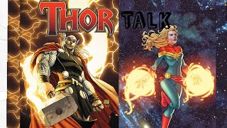 Captain Marvel is MUCH WEAKER than Thor