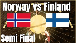 Norway vs Finland | 2v2 World Cup