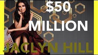 JACLYN HILL $50 MILLION BIRTHDAY AIRBNB MANSION