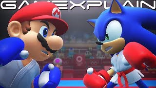 Mario & Sonic at the Olympic Games Tokyo 2020 - Overview Trailer (+ More 8 Bit Retro Mode!)