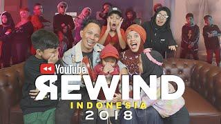 Youtube Rewind indonesia 2018 - Rise - Gen Halilintar Reaction