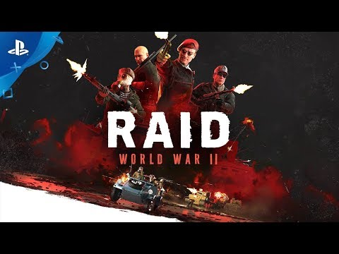 RAID: World War II Video Screenshot 2