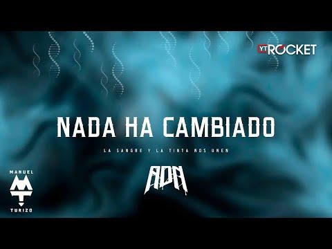 Nada Ha Cambiado - MTZ Manuel Turizo | Video Lyric