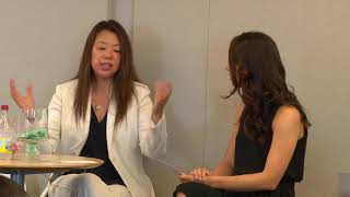 Leadership Conference: Gladys Kong of UberMedia and Lauren Goode of The Verge