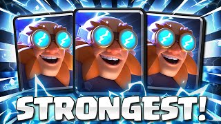 UNDEFEATED DECK! NEW STRONGEST ELECTRO GIANT Deck in Clash Royale!!