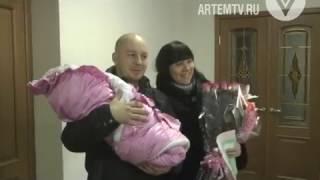 Родильный дом дал отчет по новорожденным