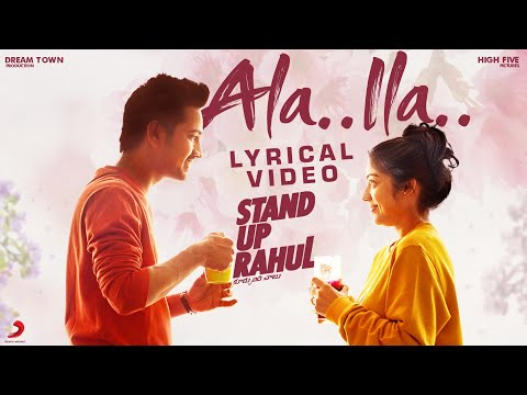 Stand Up Rahul movie: Ala Ila lyrical video starring Raj Tarun, Varsha Bollamma