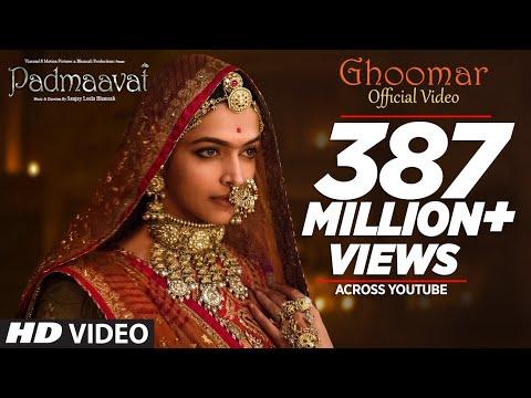 Padmavati : Ghoomar Song - Deepika Padukone - Shahid Kapoor - Ranveer Singh - Shreya - Swaroop Khan
