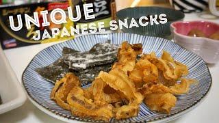 Unique & Strange Japanese Local Food Stuff