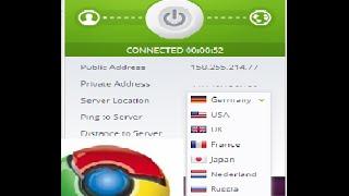 اضافة جوجل كروم VPN لتغيير الاي بي ip address الخاص بك لاي دولة بدون برامج بروكسي
