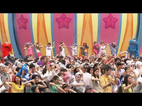 Girls' Generation 少女時代 'LOVE&GIRLS' at UNIVERSAL STUDIOS JAPAN®