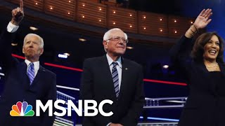 Senator Kamala Harris Now Within Two Points Of Joe Biden In Polling | Morning Joe | MSNBC