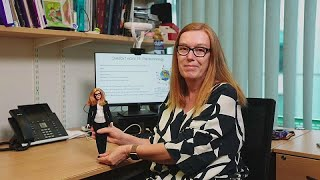 Life in plastic: COVID-19 vaccine scientist honoured with Barbie doll