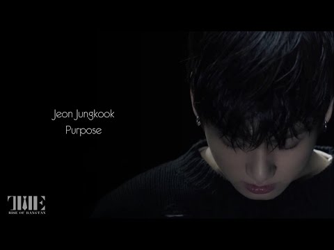 Jungkook - Purpose [Legendado PT-BR/ENG]