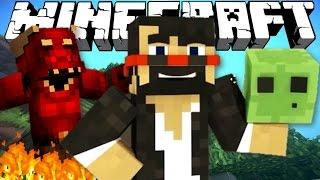 Minecraft: I SAVED CAPTAINSPARKLEZ! (Mod Showcase & Machinima)