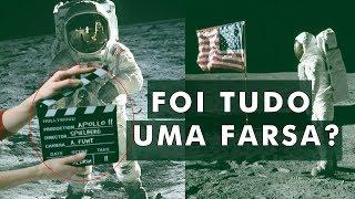 O homem NUNCA foi à Lua - E SE FOR VERDADE