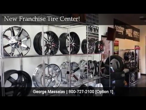 Exciting NEW Auto/Truck Tire Franchise Opportunity!