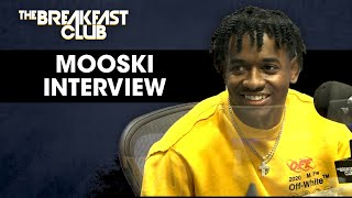 Mooski On 'Track Star' Success, Serving In The Marines, Healing Through Music + More