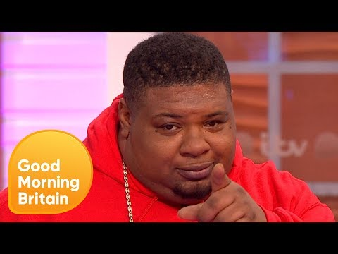 Big Narstie Takes Over the Show!   Good Morning Britain