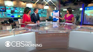 """""""CBS This Morning Saturday"""" welcomes new co-host Jeff Glor"""