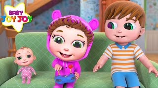 Play Nicely and MORE Songs for Kids | Compilation | Baby Joy Joy