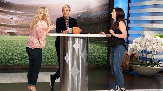 Ellen's Fans Face Off in a Nail-Biting Game to Go to the Super Bowl
