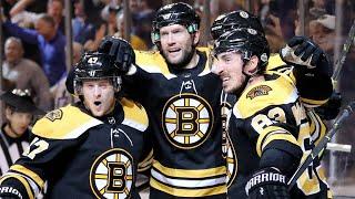 "Boston Bruins 2019 Hype Trailer - ""NATURAL"""