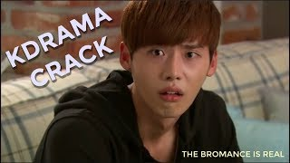 THE BROMANCE IS REAL || KDrama Crack/Funny Scenes