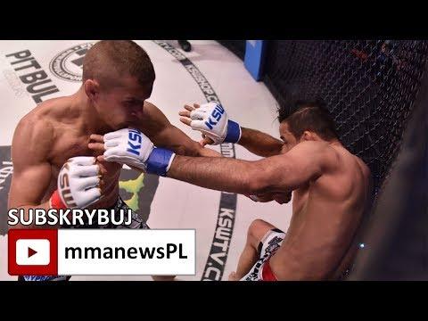KSW 39: Marcin Wrzosek chce rewanżu z Koike, walczył z poważną kontuzją kręgosłupa (+video)