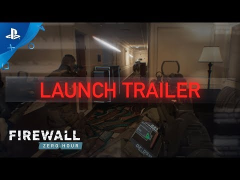 Firewall Zero Hour Trailer