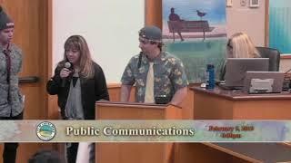 Laguna Beach City Council Bokes the Shmole