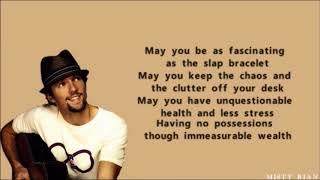 Have It All - Jason Mraz (Lyrics)