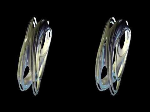 OpenGL S3D QuaternionicJuliaSet HSBS JOGL