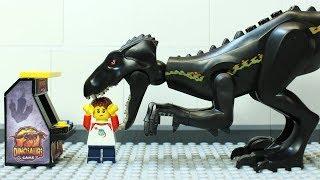 LEGO JURASSIC WORLD ARCADE 4