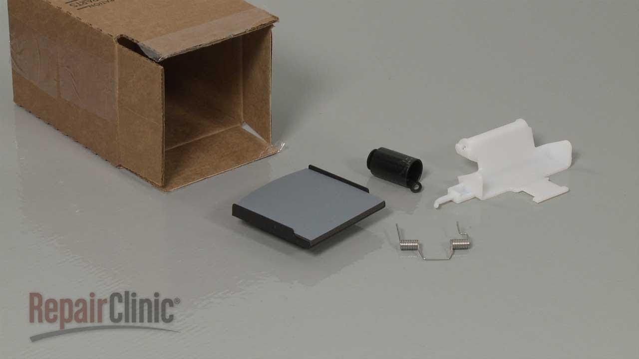 Fridge Dispenser Door Kit Replacement Whirlpool