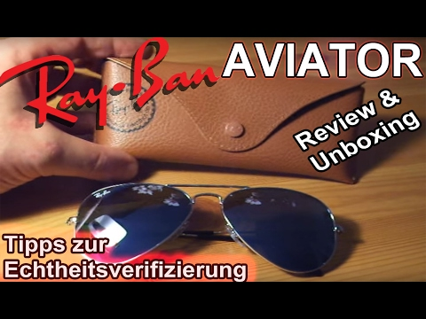 ce2d7e1c61d Ray Ban Large Aviator Review On Youtube